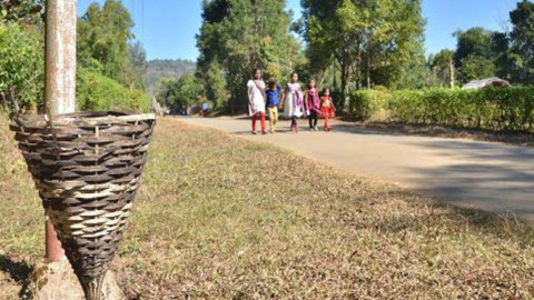 Shikdamakha of Karbi Angong aims to be India's cleanest village after Mawlynnong!