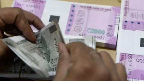 Rupee surges to close at 2-year high against US dollar