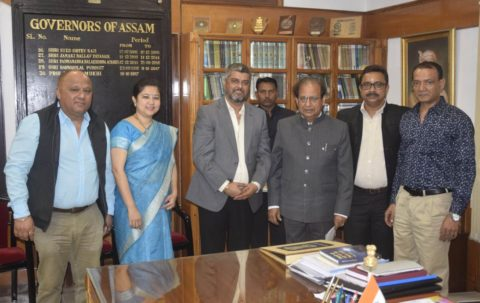 ACC delegation meets Governor
