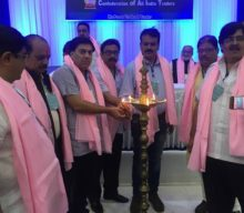 Rupam Goswami represents Assam in the National Governing Council meeting of CAIT