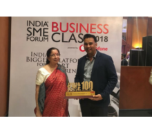 Guwahati-based enterprise among top 100 SMEs in India