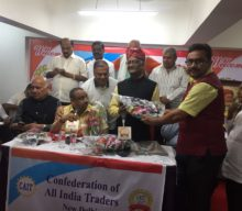 Rupam Goswami elected National Vice President of CAIT