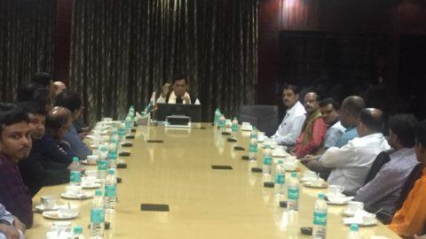 ACC delegation meets CM