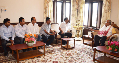 Memorandum Submitted to Honorable Governor of Assam