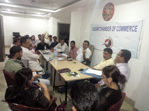 General Meeting of Assam Chamber of Commerce held